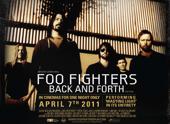 Back And Forth Foo Fighters : friday night music flick foo fighters back and forth watch the new rockstar philosophy ~ Vivirlamusica.com Haus und Dekorationen