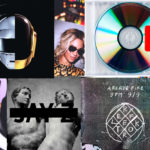 Top 5 Best Marketed Albums of 2013